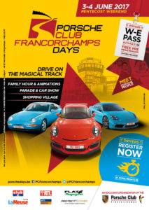 Porsche Days @ spa francorchamps | Stavelot | Wallonie | Belgique